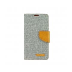 Canvas Book - puzdro pre Samsung A6 gray