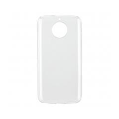 Silikónový 0,5mm zadný obal pre - Lenovo MOTO G6 PLAY transparent