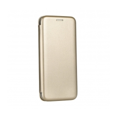 Book Forcell Elegance - puzdro pre Samsung A6 gold