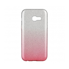 Forcell SHINING - puzdro pre Samsung Galaxy A6 clear/pink