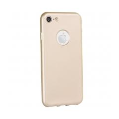 Jelly Case Flash Mat - kryt (obal) pre LG K11 (K10 2018) gold