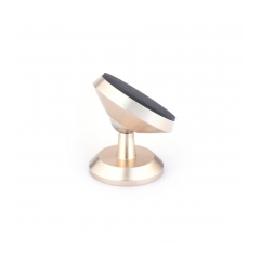 Universal Magnetic Car Phone Holder ROTATION gold