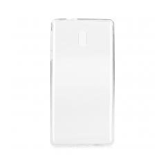 Silikónový 0,5mm zadný obal pre - Nokia 3.1 ( 3 2018 ) transparent