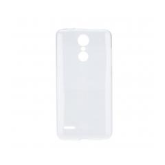 Jelly Roar - puzdro pre LG K11 (K10 2018) transparent