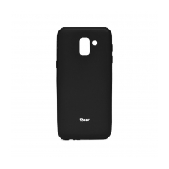 Roar Colorful Jelly - kryt (obal) pre Samsung Galaxy J6 2018 black