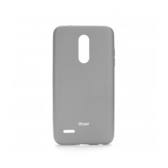 Roar Colorful Jelly - kryt (obal) pre LG K11 (K10 2018) grey