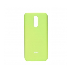 Roar Colorful Jelly - kryt (obal) pre LG Q7 lime