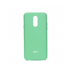 Roar Colorful Jelly - kryt (obal) pre LG Q7 mint