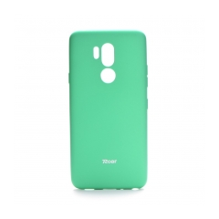 Roar Colorful Jelly - kryt (obal) pre LG G7 ThinQ mint