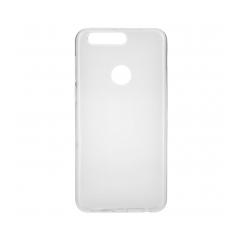 Silikónový 0,5mm zadný obal pre - Huawei Honor 10 Lite transparent