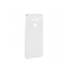 Silikónový 0,3mm zadný obal pre LG G7 ThinQ transparent