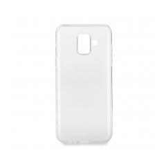 Silikónový 0,3mm zadný obal pre Samsung Galaxy A6 (A6 2018) transparent