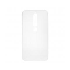 Silikónový 0,3mm zadný obal pre Nokia  6 2018 transparent