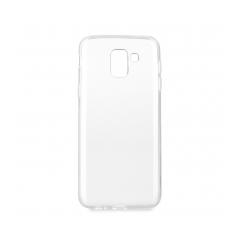 Silikónový 0,5mm zadný obal pre Samsung Galaxy J6 2018