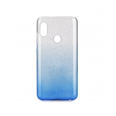 Forcell SHINING - puzdro pre XIAOMI Redmi NOTE 5 clear/blue