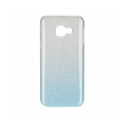 Forcell SHINING - puzdro pre Samsung Galaxy A6 2018 clear/blue