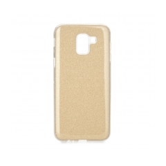 Forcell SHINING - puzdro pre Samsung Galaxy J6 2018 gold