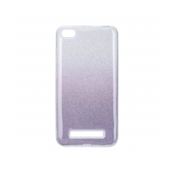 Forcell SHINING - puzdro pre XIAOMI Redmi 4A clear/violet