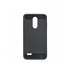 Forcell CARBON - puzdro pre LG K10 2018 black