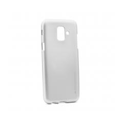 Mercury i-Jelly - kryt (obal) pre Samsung Galaxy A6 silver