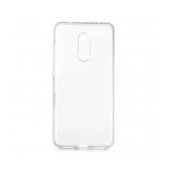 Silikónový 0,5mm zadný obal pre - Xiaomi Redmi 6 transparent