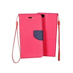 Puzdro Fancy Samsung G360 GALAXY CORE PRIME PINK-NAVY