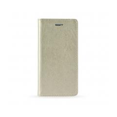 Magnet Book - puzdro pre Huawei Mate 20 Lite gold