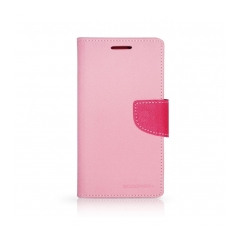 Puzdro Fancy Diary Mercury - Samsung Galaxy (SM-G900) S5 rose