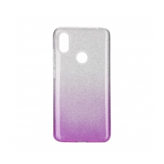 Forcell SHINING - puzdro pre XIAOMI Redmi S2 / Y2 clear/violet