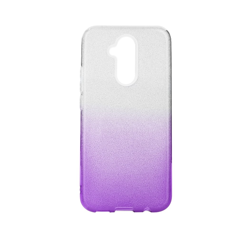 Forcell SHINING - puzdro pre Huawei Mate 20 LITE clear violet ... fe5e8ff803a