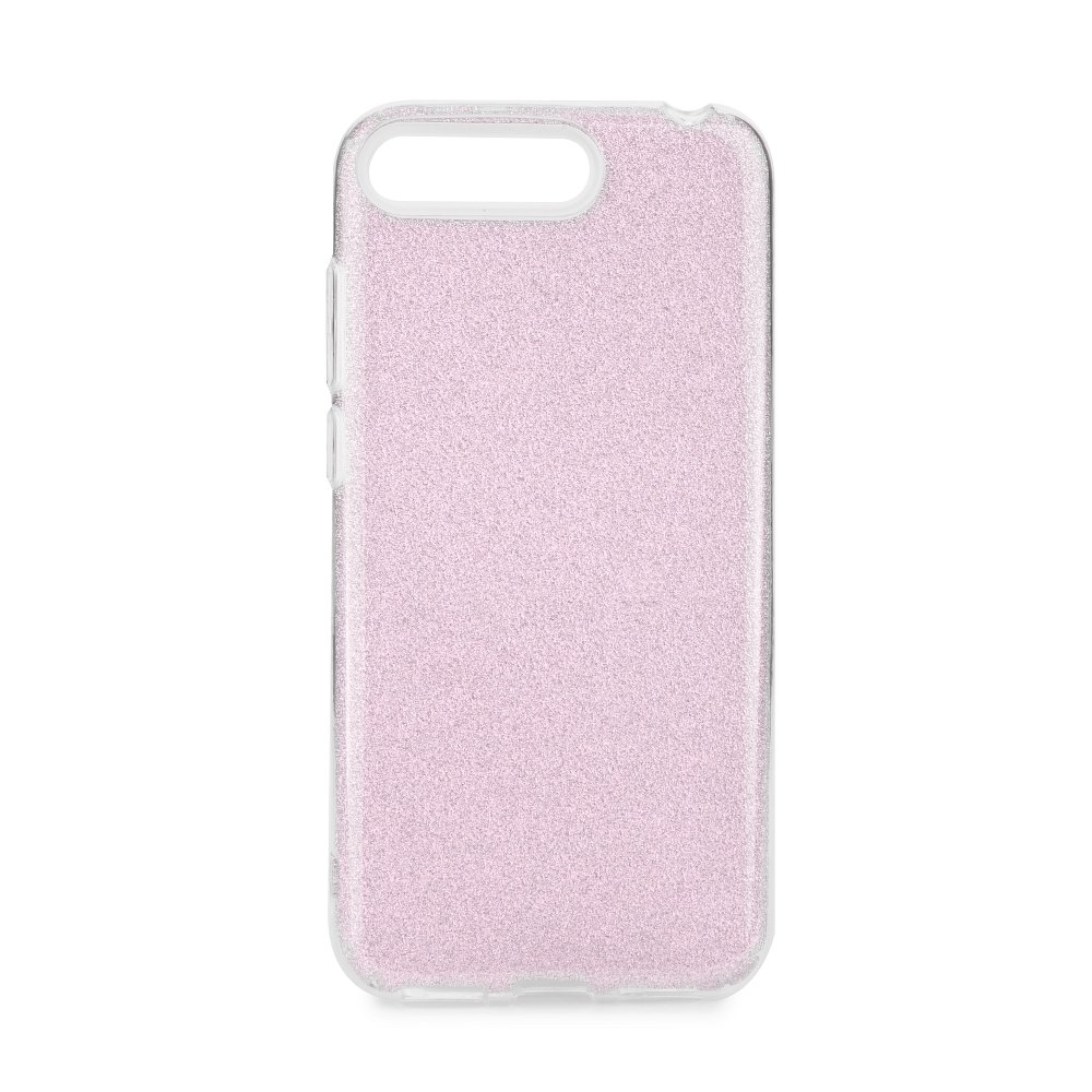 Forcell SHINING - puzdro pre Huawei Y6 2018 pink  afda73c5711