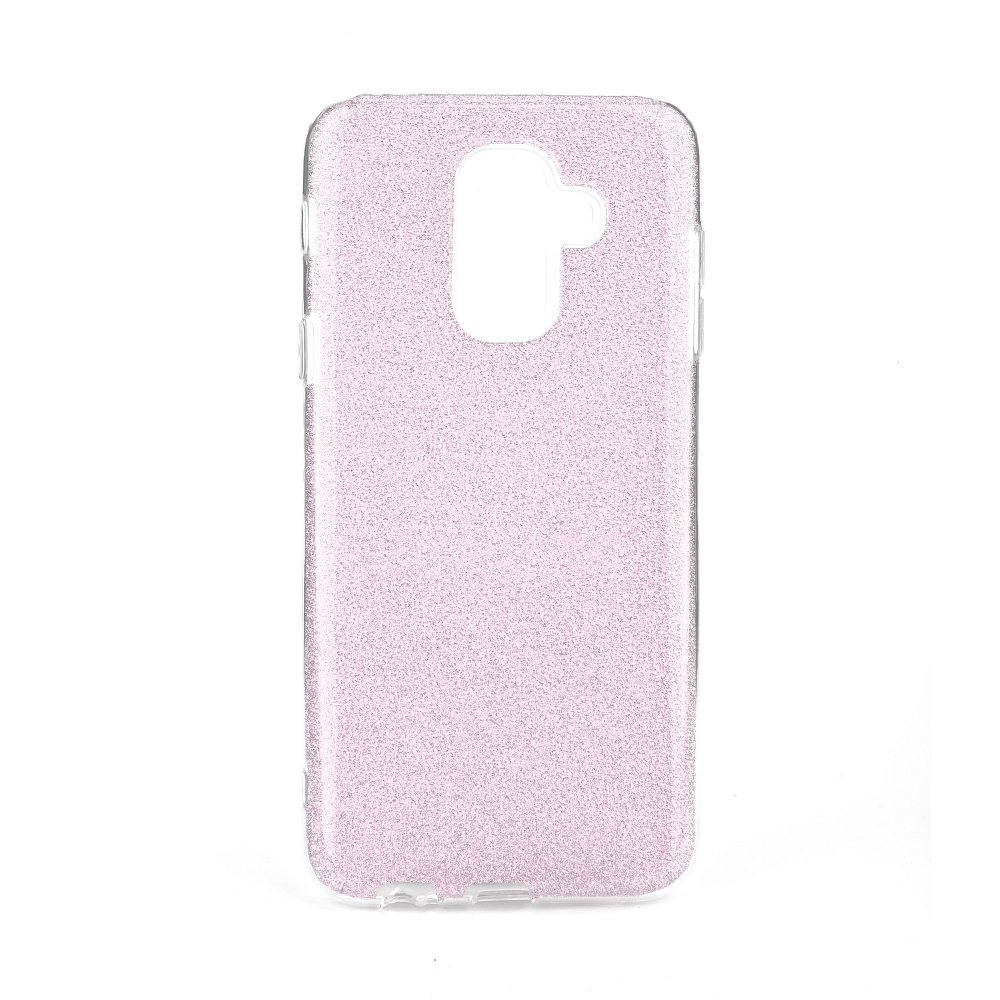 Forcell SHINING - puzdro pre Samsung Galaxy A6 Plus 2018 pink ... c4a8d80002d