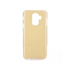 Forcell SHINING - puzdro pre Samsung Galaxy A6 Plus 2018 gold