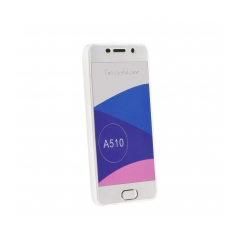 360 Ultra Slim - puzdro pre Samsung Galaxy A7 2018 transparent