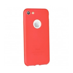 Jelly Case Flash Mat - kryt (obal) pre Huawei P Smart 2019 red