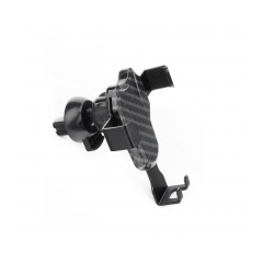Universal car holder GRAVITY to air vent carbon