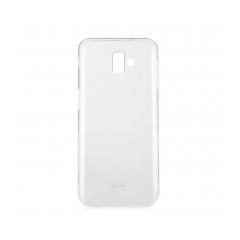 Jelly Roar - puzdro pre Samsung Galaxy J6+ ( J6 PLUS ) transparent