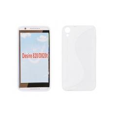Puzdro gumené S-CASE Samsung G930 Galaxy S7 biely