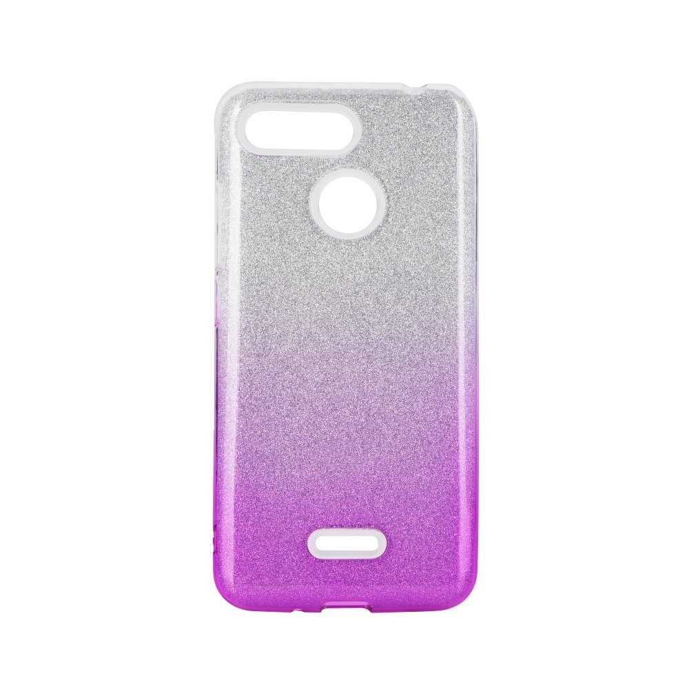 Forcell SHINING - puzdro pre XIAOMI Redmi 6 clear pink  682d2c0cdf3