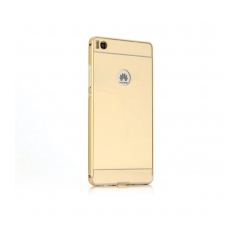 Puzdro Alluminium Bumper Samsung Galaxy S7 (G930) gold