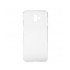 Silikónový 0,3mm zadný obal pre Samsung Galaxy J6+ ( J6 Plus ) transparent