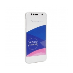 360 Ultra Slim - puzdro pre Samsung Galaxy J4+ ( J4 Plus ) transparent