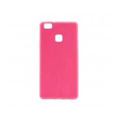 Puzdro gumené Jelly Bright Ultra Slim 0 3mm - Huawei P9 Lite ružové