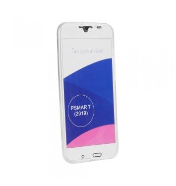 360 Ultra Slim - puzdro pre Huawei P SMART 2019 transparent