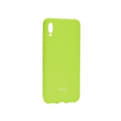 Roar Colorful Jelly - kryt (obal) pre for Huawei Y6 Pro 2019 lime