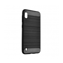 Forcell CARBON - puzdro pre for SAMSUNG Galaxy A10S black