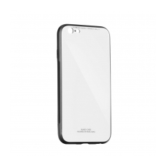 GLASS Case Apple iPhone XR ( 6,1 ) white