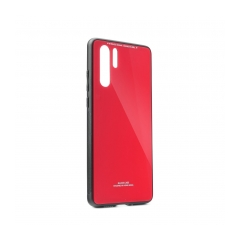 GLASS Case Huawei P30 PRO red