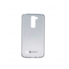 Puzdro Forcell Clear Case LG X Screen black