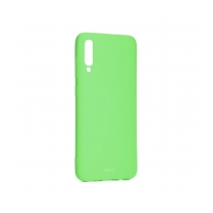 Roar Colorful Jelly - kryt (obal) pre for Samsung Galaxy A70 lime